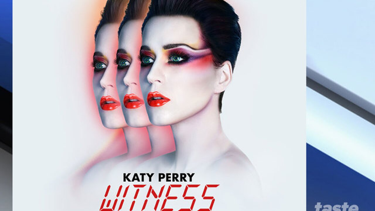 Katy Perry announces tour with three stops in Florida