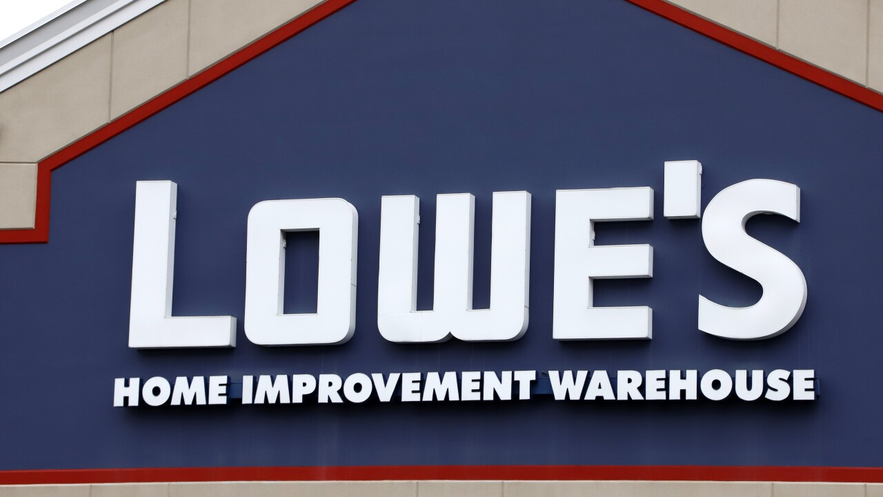 Major brands, like Lowe's, are stepping up to help small businesses