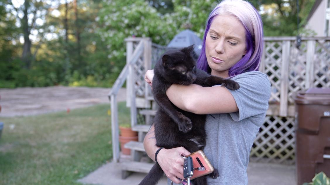 Williamston Community Cat Lady