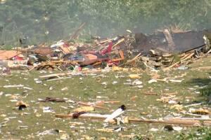 1 dead in home explosion in Jefferson County