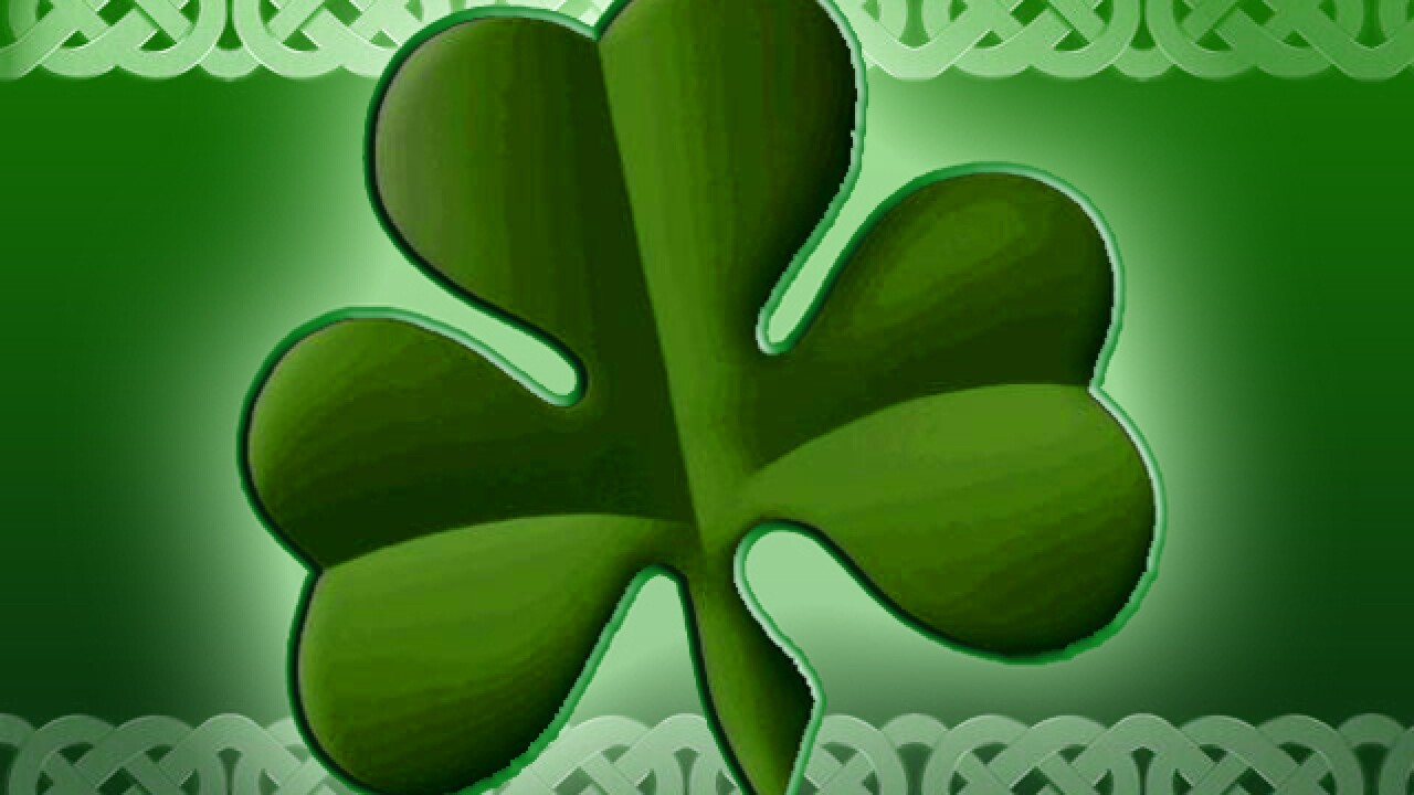 Luck of the Irish?
