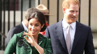 Meghan Markle, Prince Harry Welcome Baby Boy