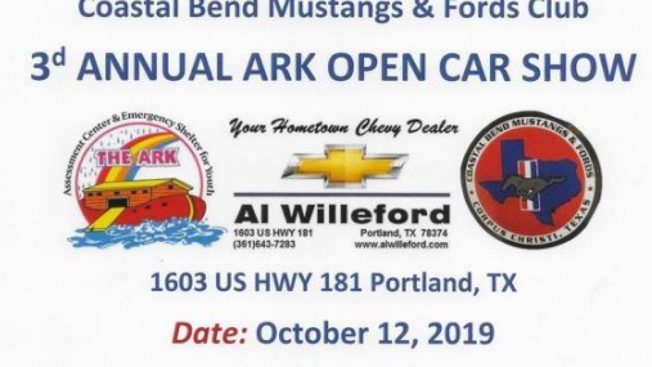 Coastal Bend Mustangs and Fords Club