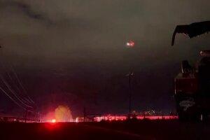 Target Range high-speed chase, Oct. 23