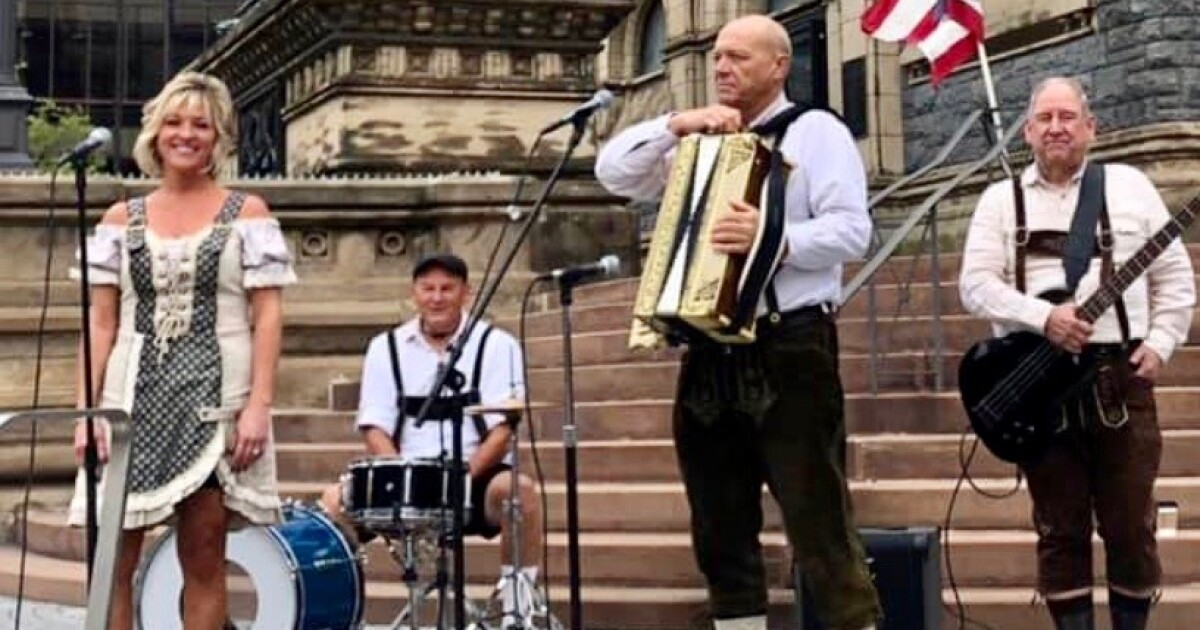 Northeast Ohio polka band featured on ABC's The Bachelor