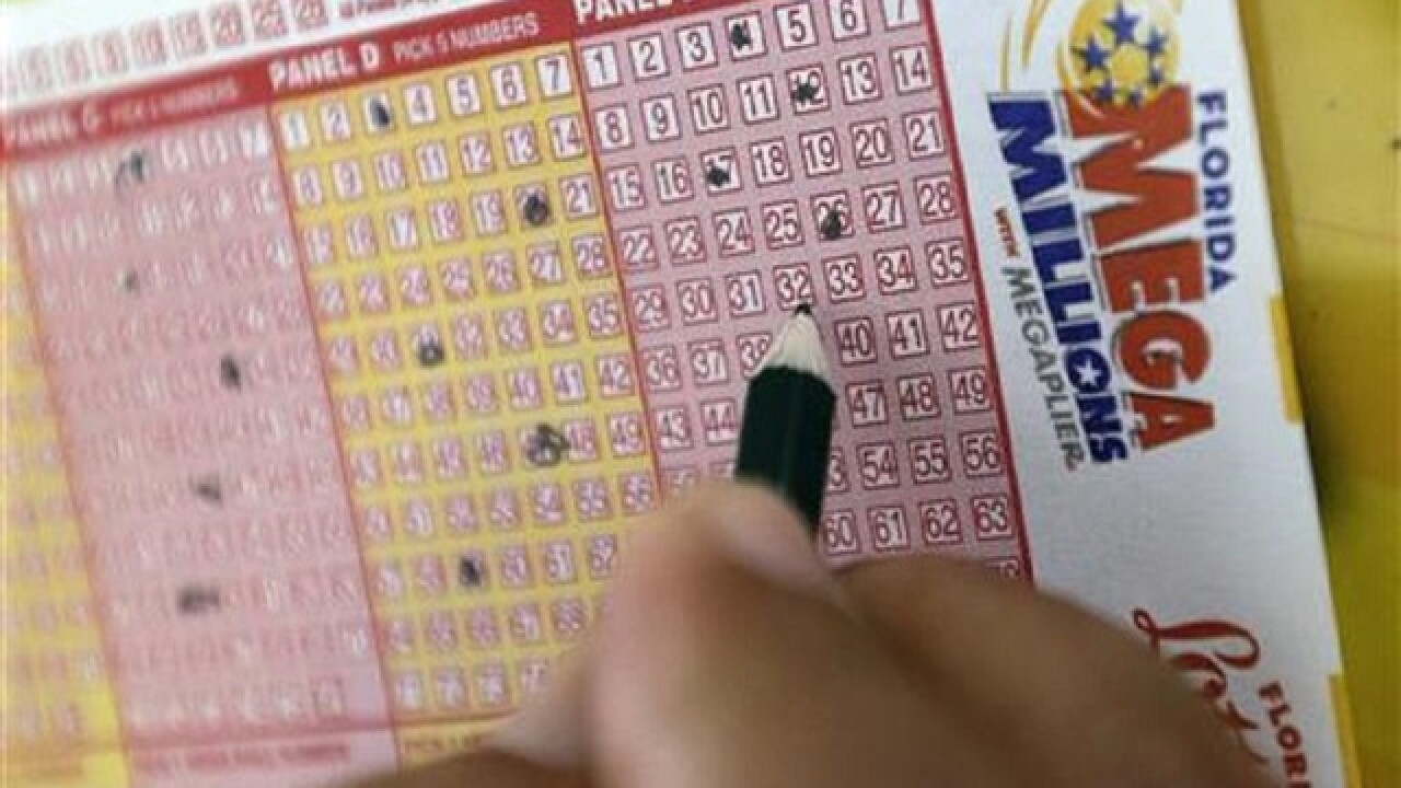 Mega Millions jackpot hits $540 million for Friday drawing