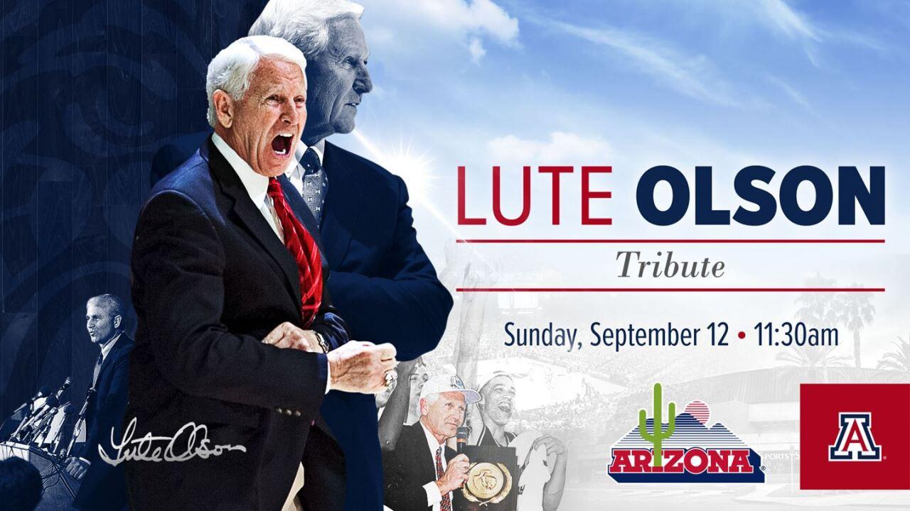 Lute Olson Tribute