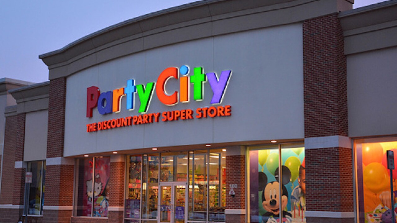 Party City employee refused to sell balloons for police memorial service