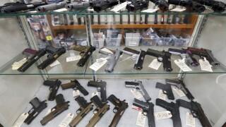 Gun Sales Denials Up