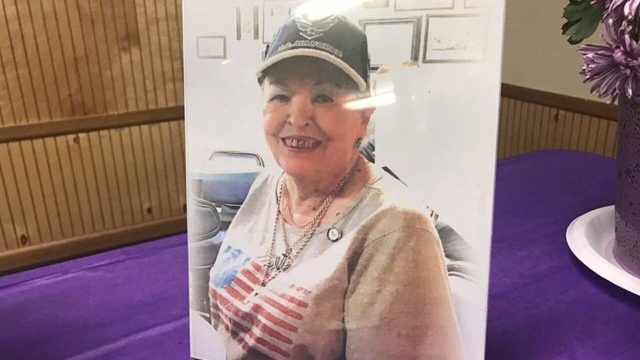 Arrest made in death of elderly woman