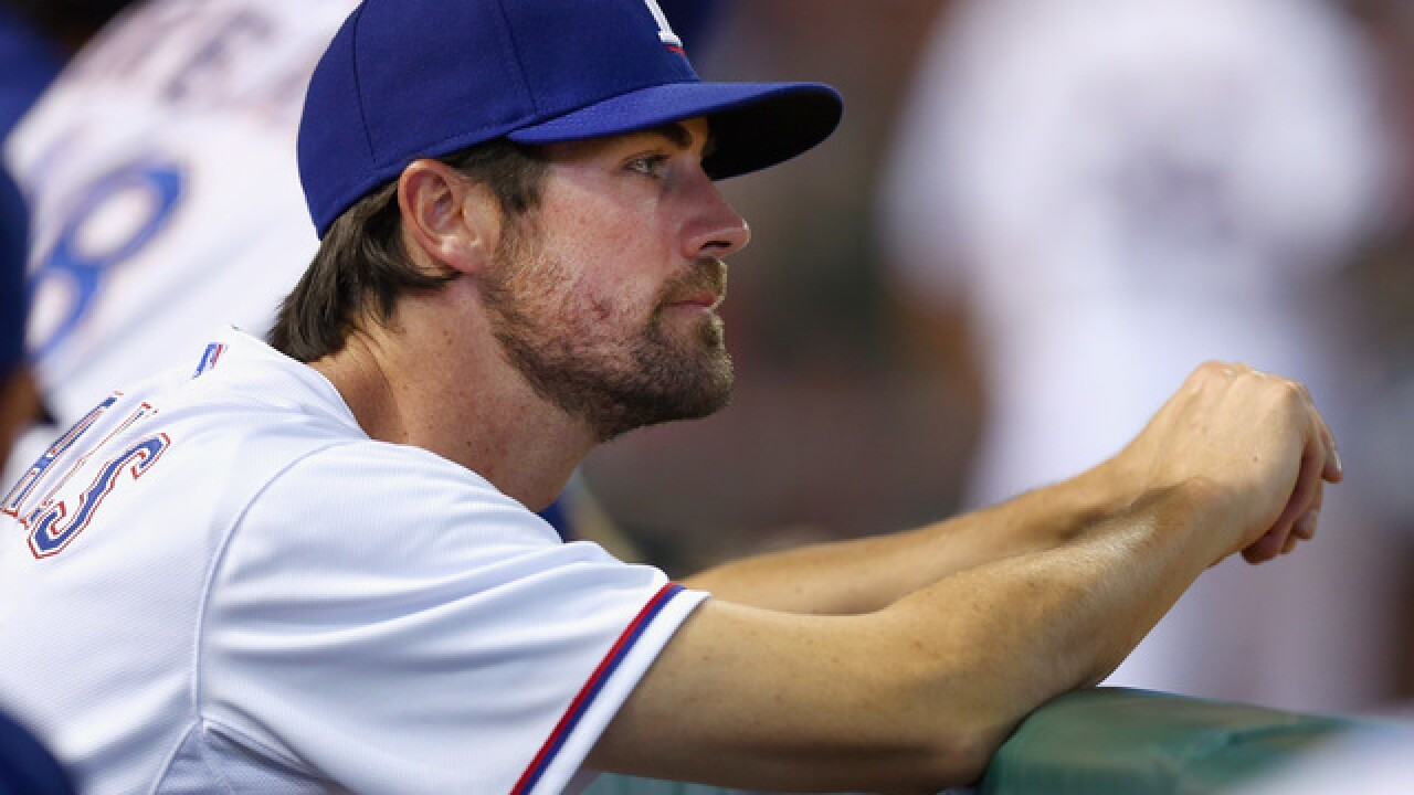 Texas Rangers pitcher Cole Hamels and wife donate entire mansion to charity