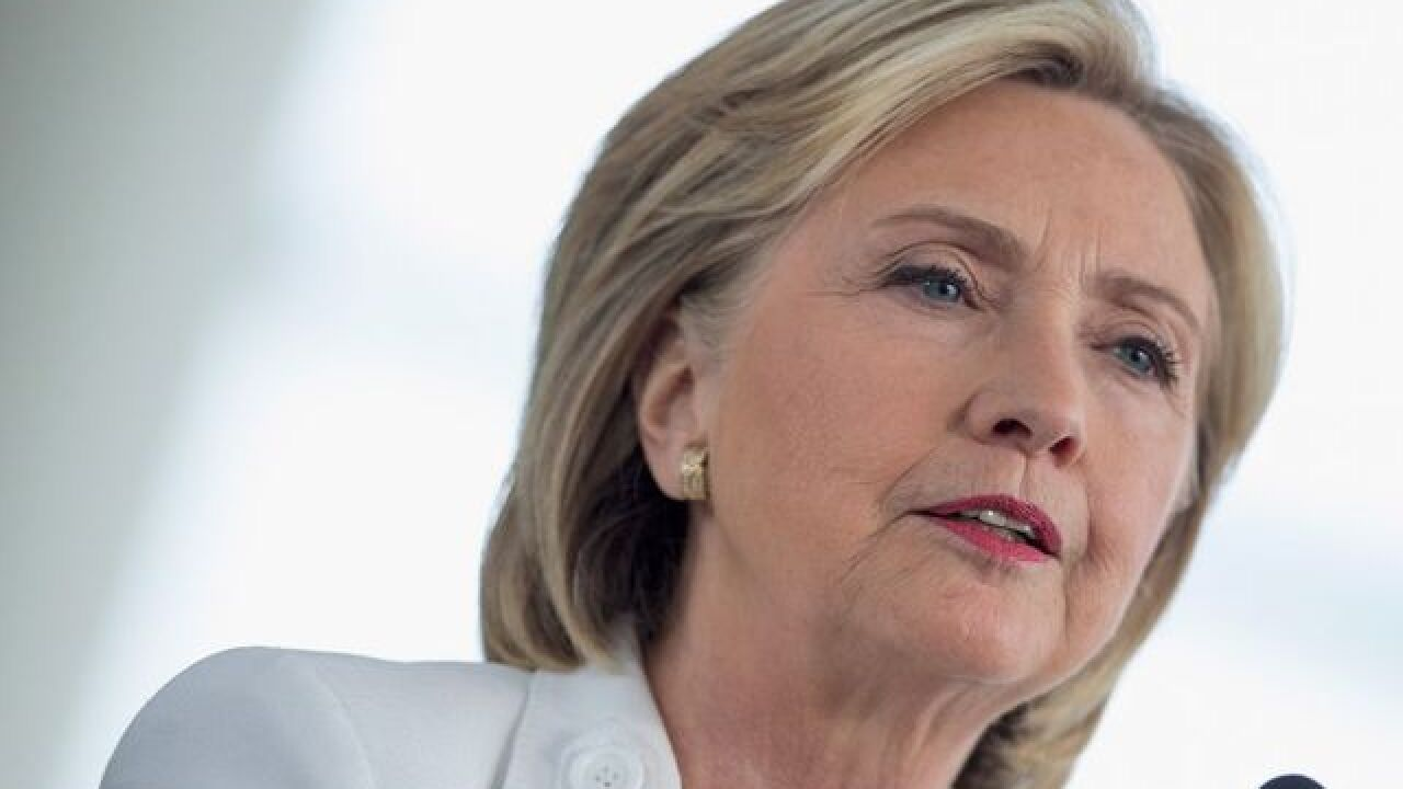Clinton defends family's foundation, says it has been transparent