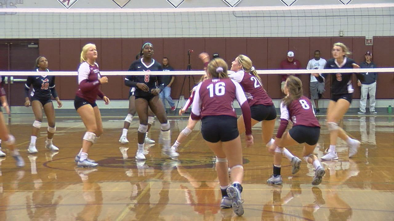 Leon Volleyball Picks Up District Win Over Chiles