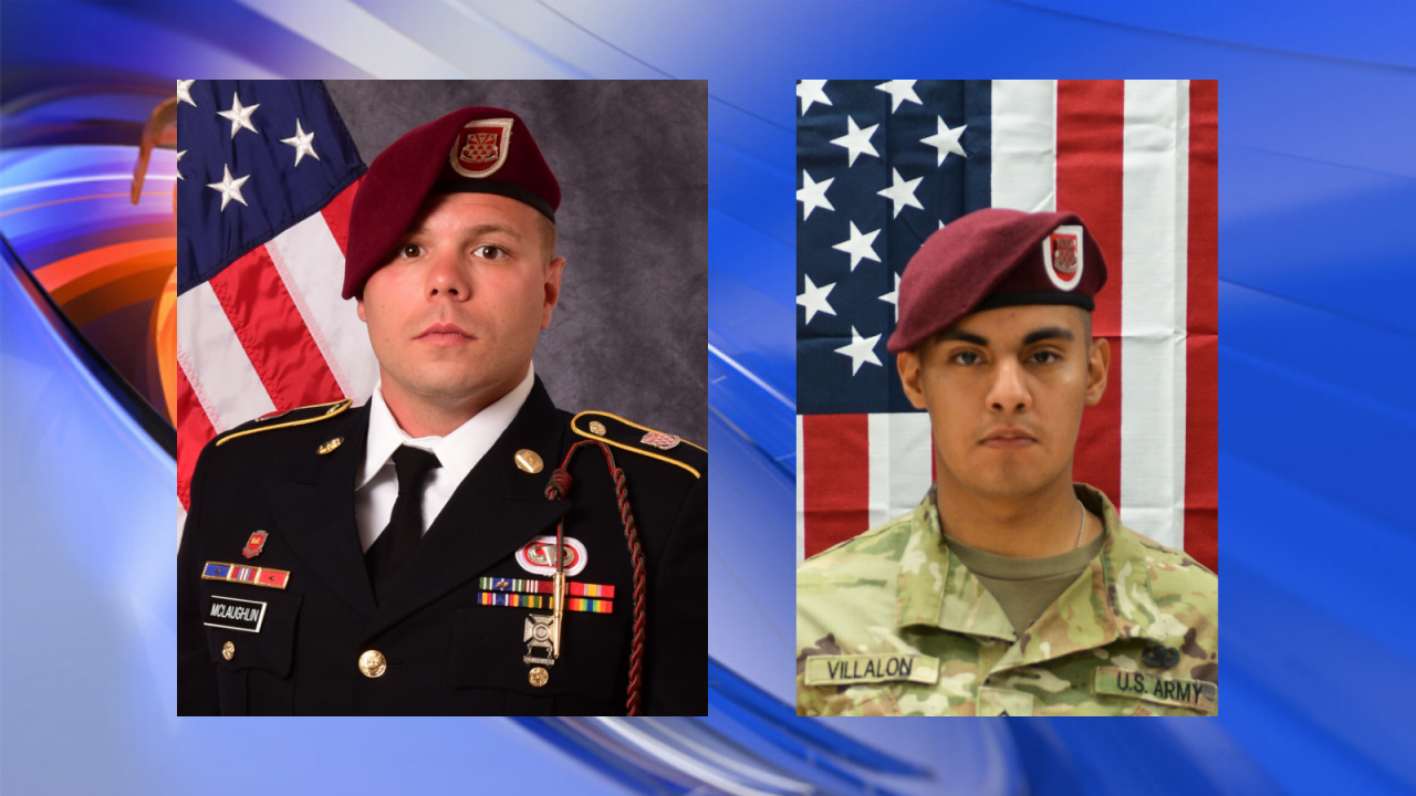 Soldier from Newport News killed in Afghanistan