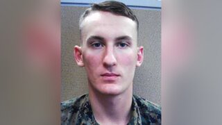Manhunt for Marine deserter wanted for murder prompts school shutdowns in Virginia