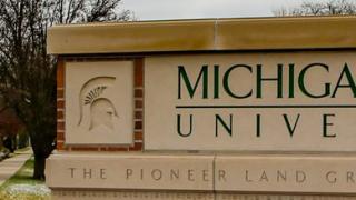 MSU Campus Banner