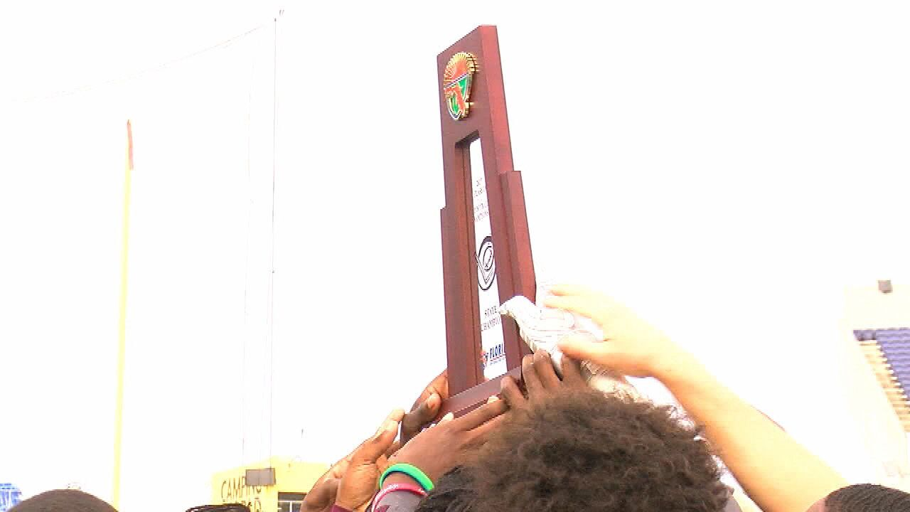 Bringing It Home! Madison County Wins Class 1A State Championship