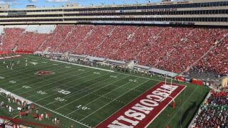 Madison named top college football town in U.S.