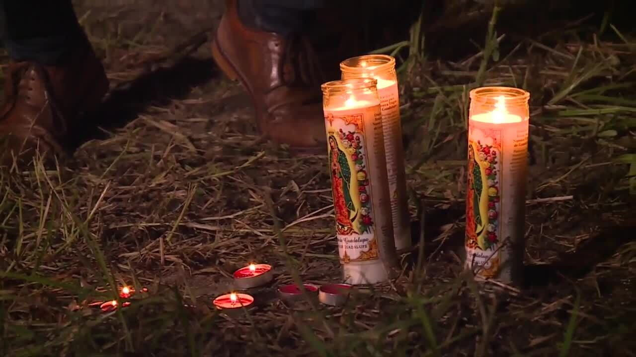 Candles lit for teen killed in ATV crash in Indian River County