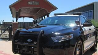 Bakersfield Police Department car