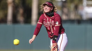 Florida State softball falls to Florida to open weekend series