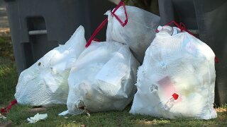 Why trash in this Henrico neighborhood hasn't been picked up in a month: 'It'sfilth'