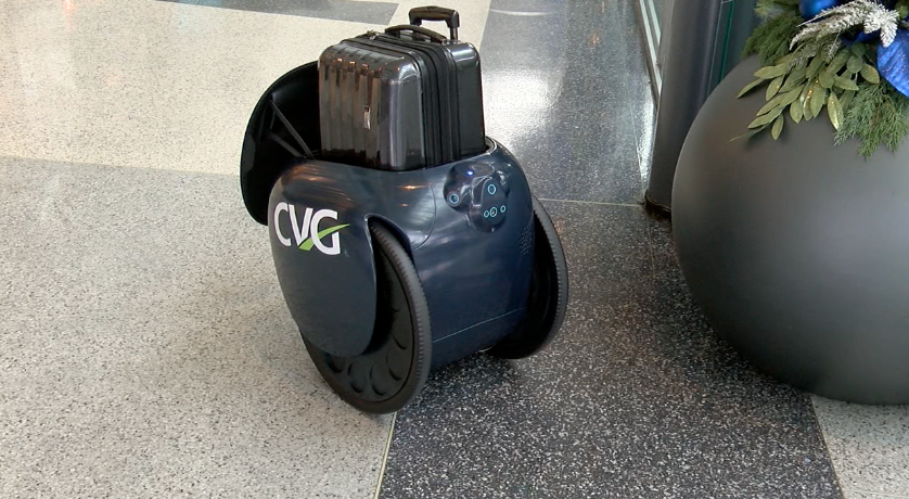 Gita robot at CVG