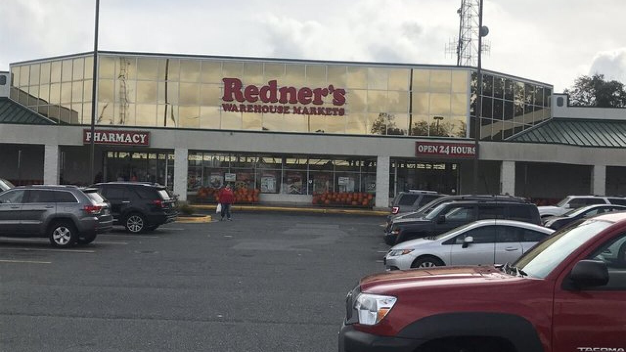 Redner's, no eggs for minors close to Halloween