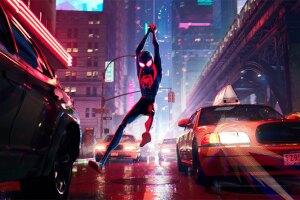 WPTV Spider-Man Into the Spider-Verse