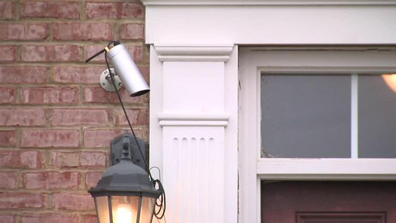 PHOTOS: FBI investigation at Carmel home