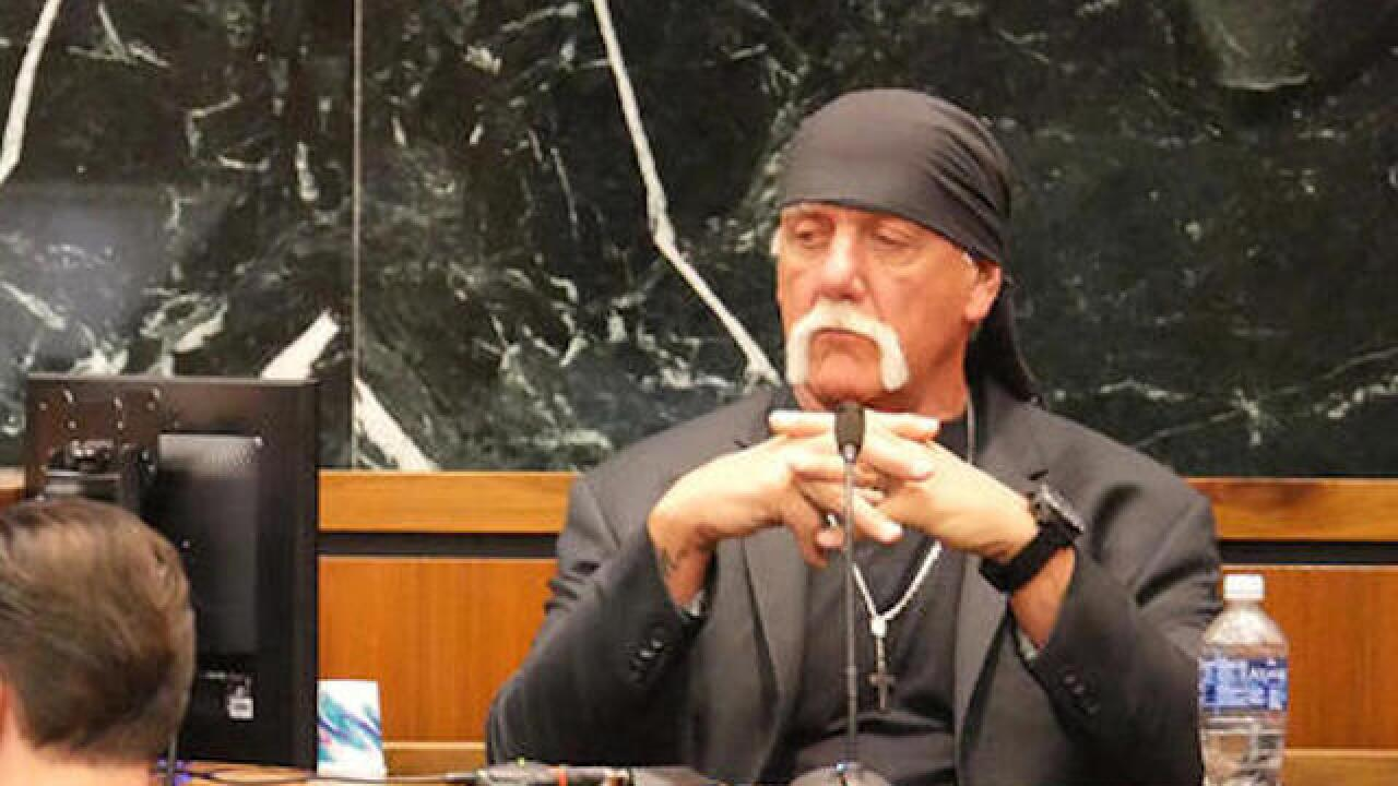 Hulk Hogan sex video trial enters second day