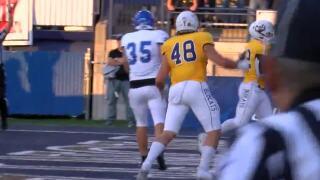 FULL HIGHLIGHTS: No. 11 Montana State stomps Drake 45-7