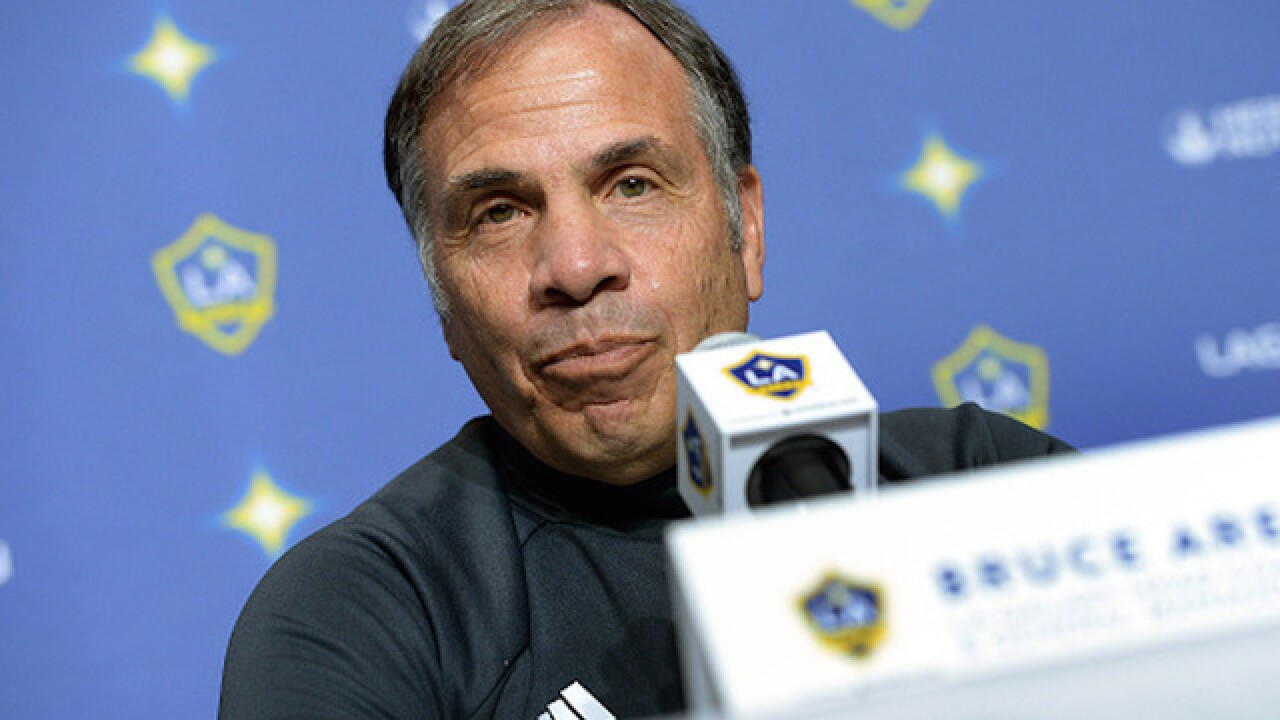 Bruce Arena tapped to lead US Men's National Soccer Team again