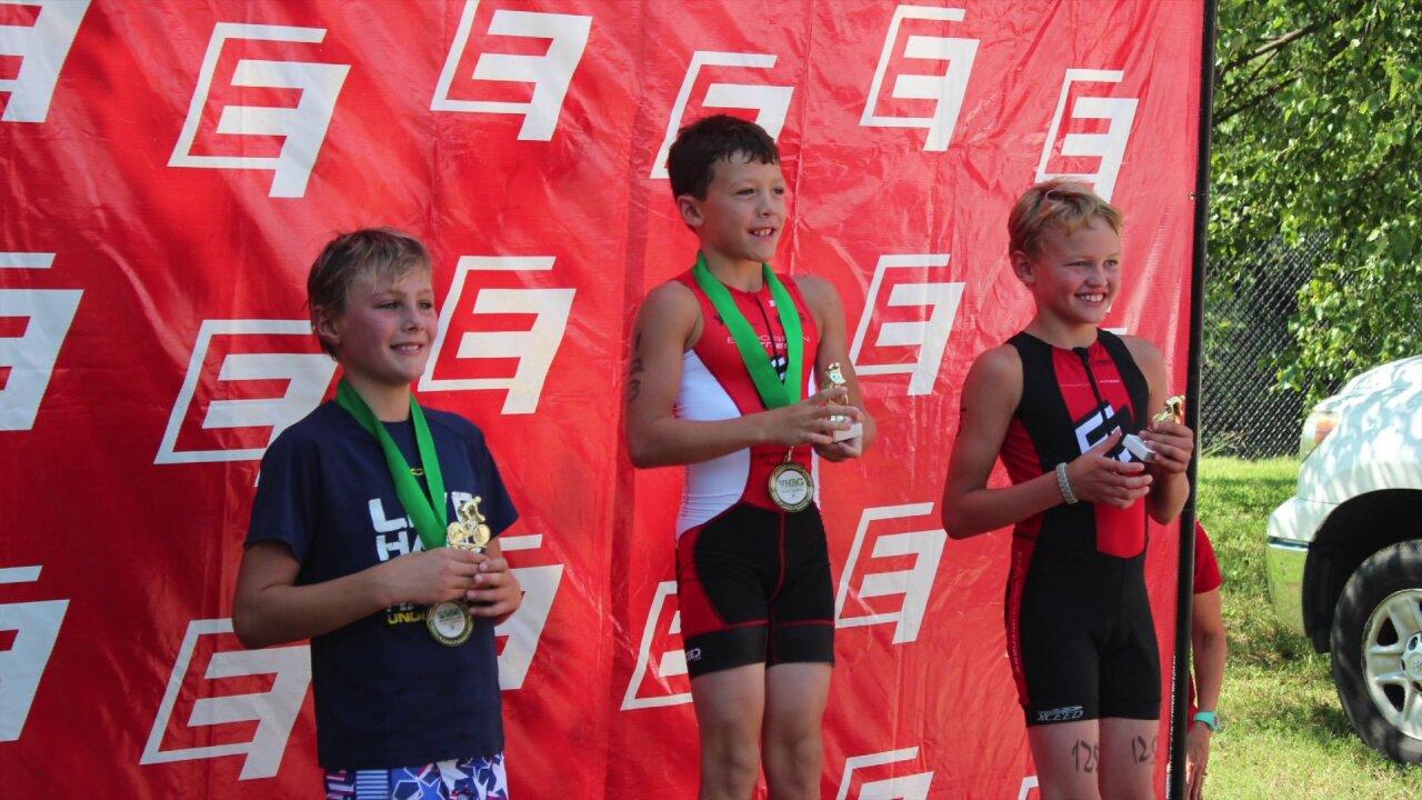 Youth Triathlon benefits Virginia Home for Boys &Girls