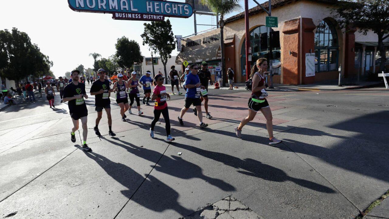Synchrony Rock'n'Roll San Diego Marathon, 1/2 Marathon, Relay Presented by Brooks