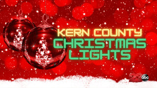 Kern County Christmas Lights Featured Image