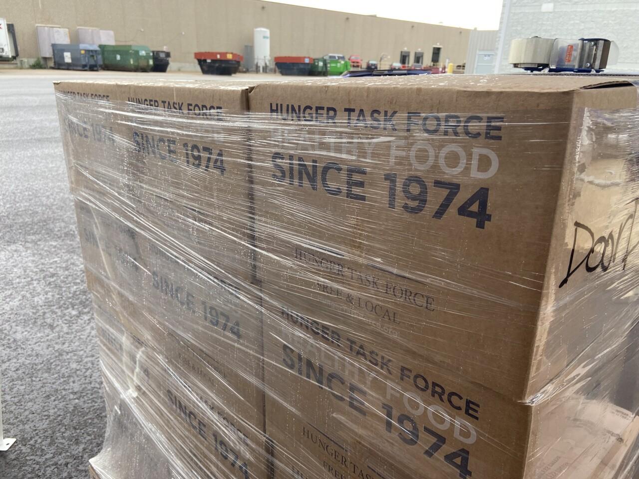 Hunger Task Force Stockboxes
