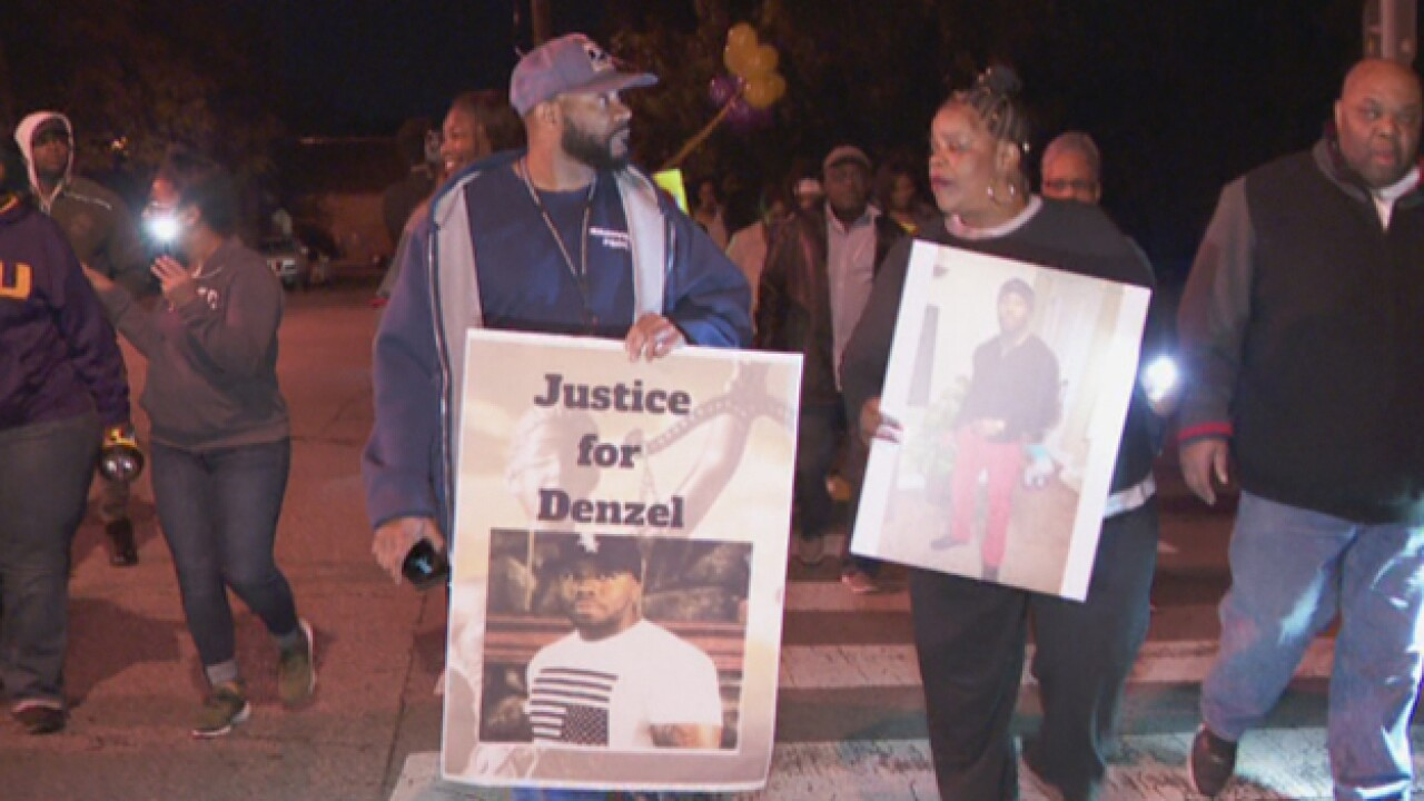 Vigil held for murder victim; family still in search for justice
