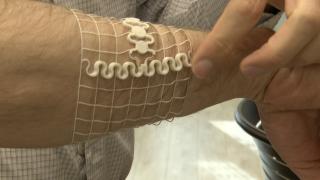 University of Arizona 3D printed wireless wearable device