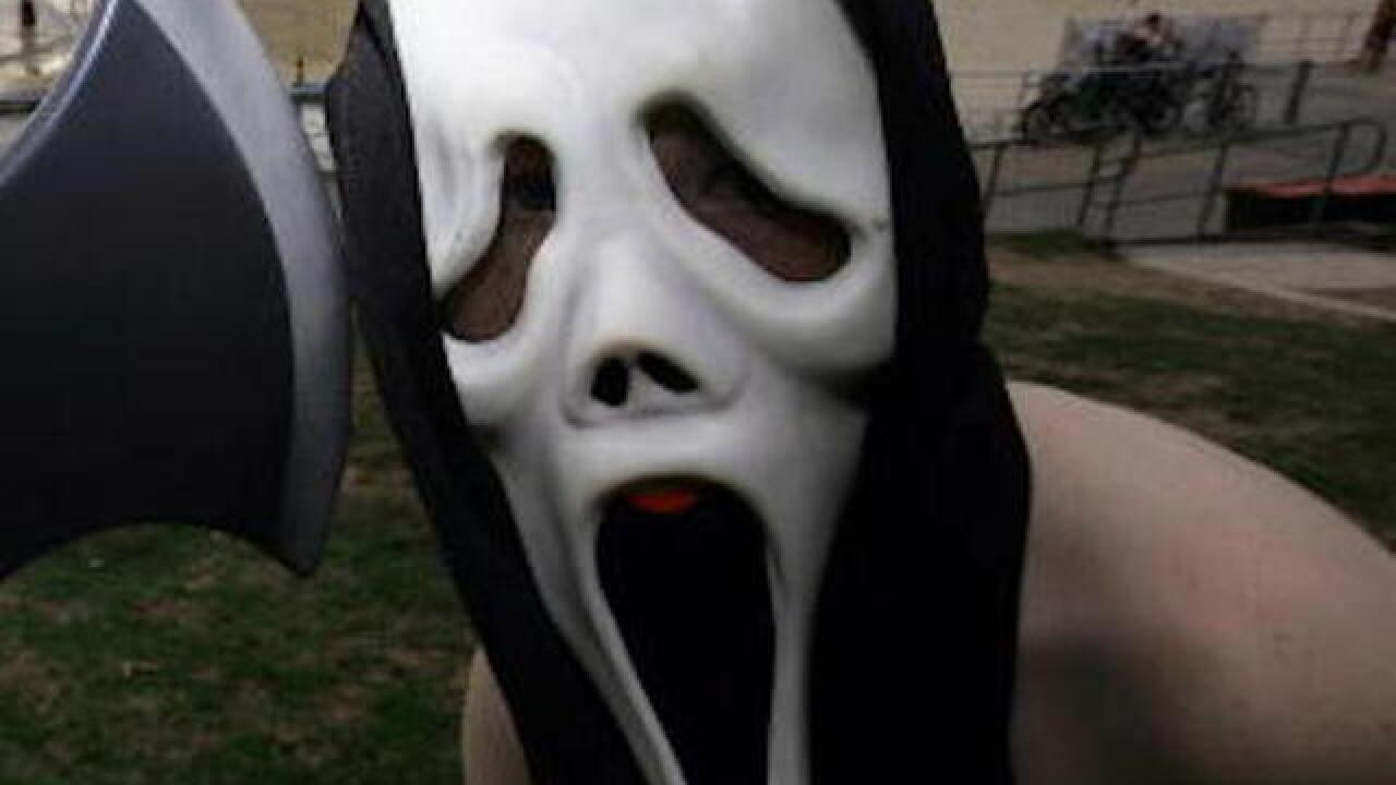 'Scream'-mask clad teens rob Tennessee home