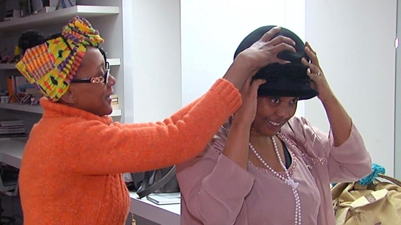 Jennie Wright and Nasquia Chante