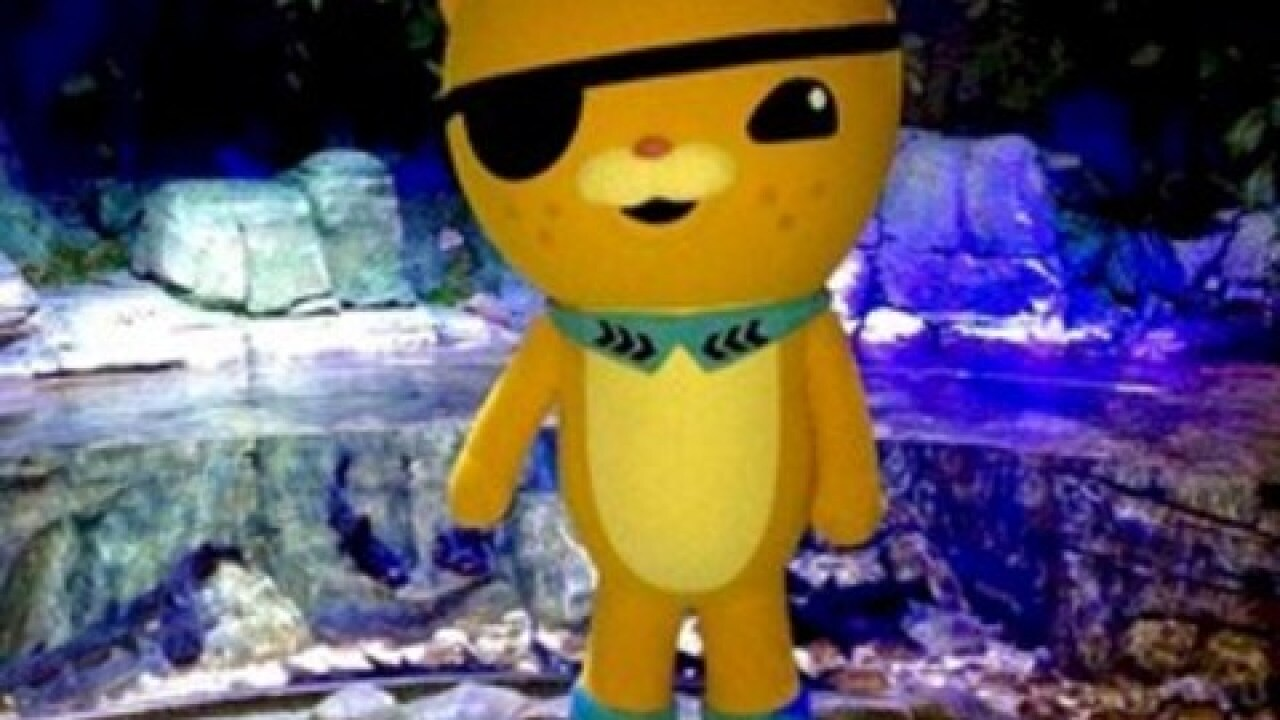 Disney's Jr.'s Octonauts to make guest appearance at SEA LIFE Michigan