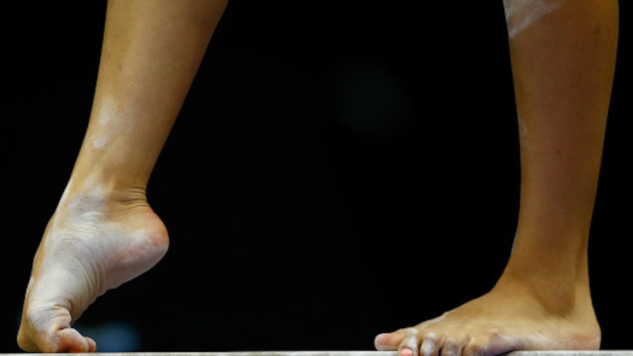 Hundreds of gymnasts were sexually abused by their coaches, report says