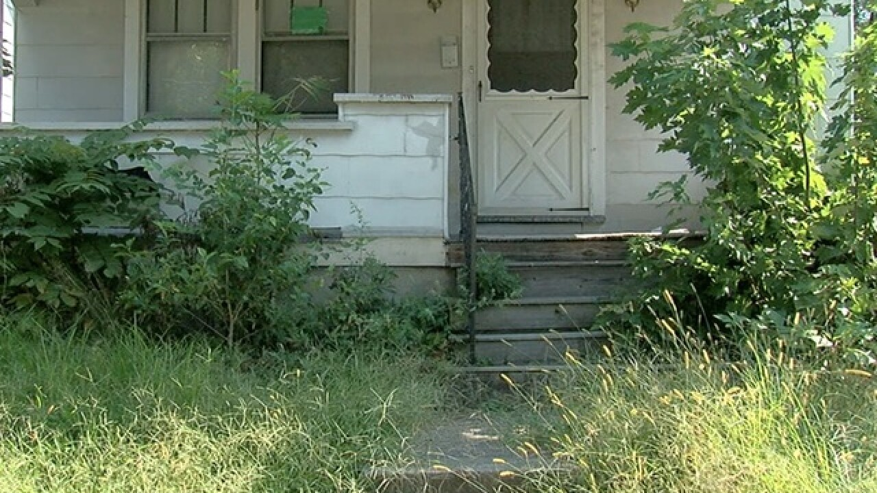 Nuisance properties anger Norwood residents