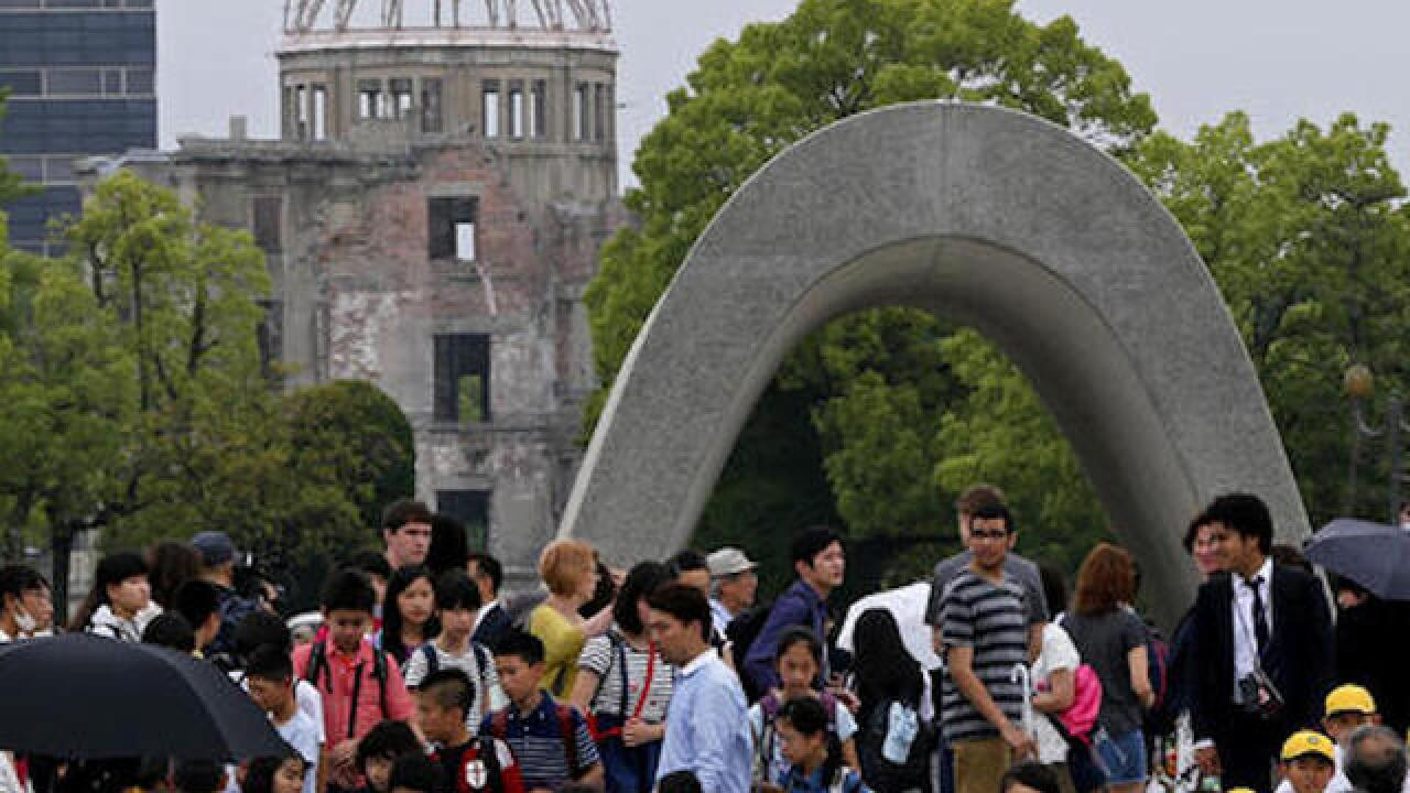 Hiroshima atomic-bomb memorial park is 'Pokemon Go' site