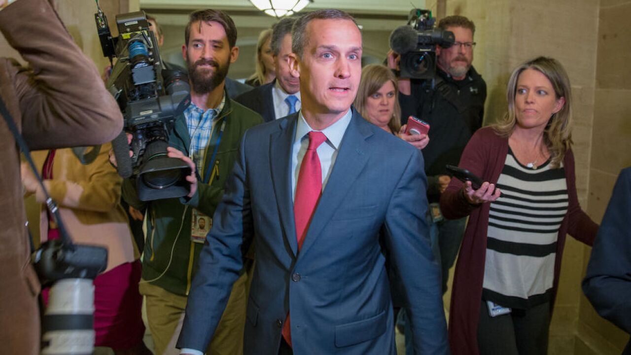 House panel subpoenas former Trump campaign manager Corey Lewandowski