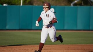 Anna Shelnutt Powers Noles In Sweep Of The Orange