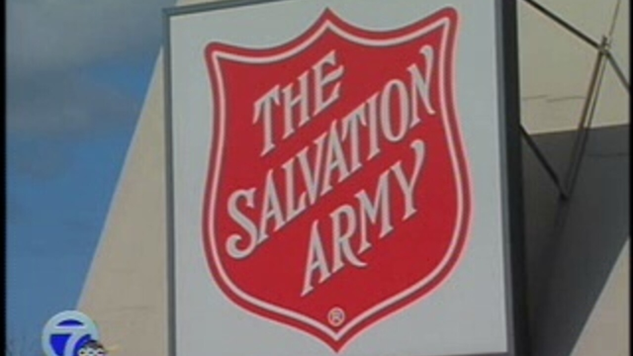 Salvation Army seeking donations to stock thrift stores across Metro