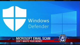 Watch out for these strange emails asking for a renewal of your Microsoft Windows Defender account