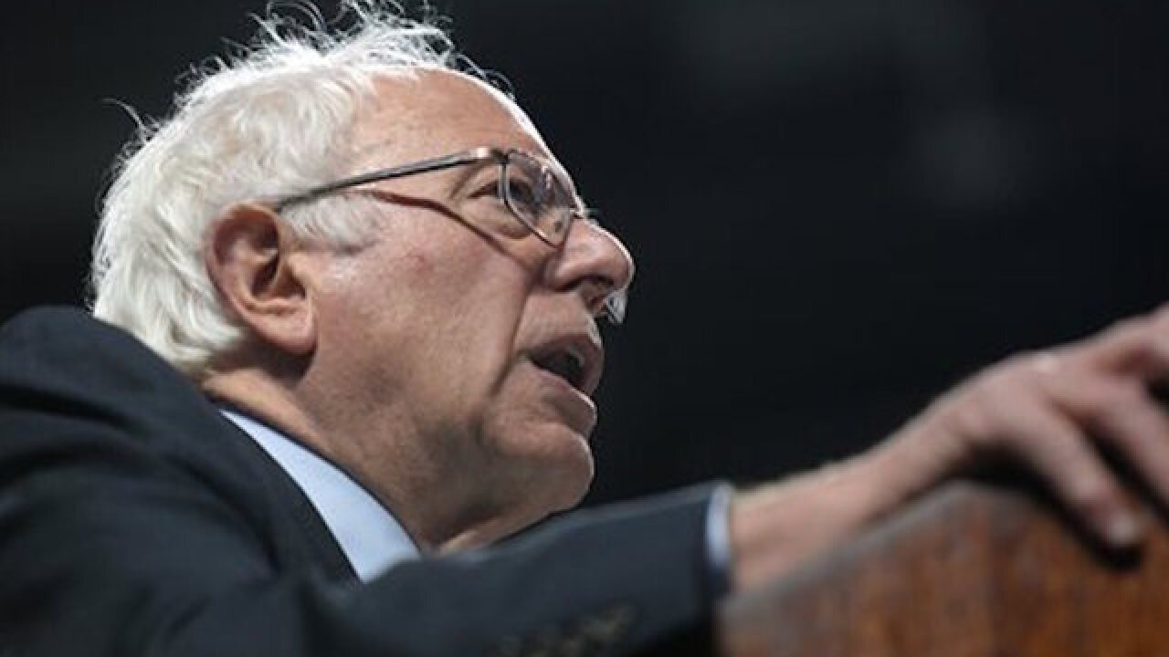 Sanders' White House bid endorsed by Merkley